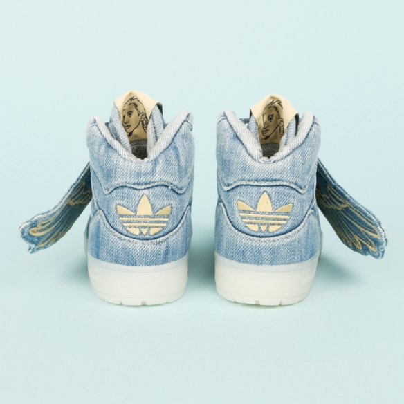 Jeremy Scott x Adidas - Denim stone washed 3