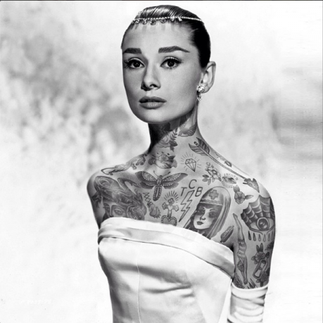 Dressedtokill-Audrey-Herburn